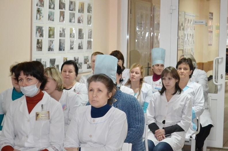 Регистратура детской поликлиники гуково